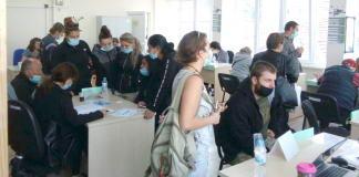 На 24 септември в Бюрото по труда се проведе трудова борса