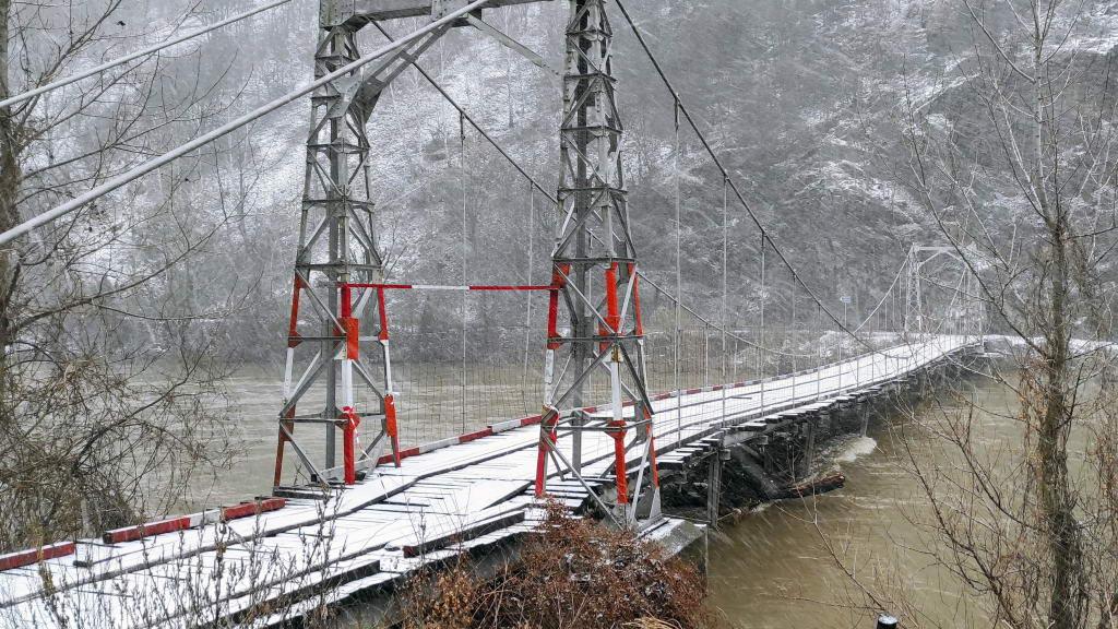 мост желен